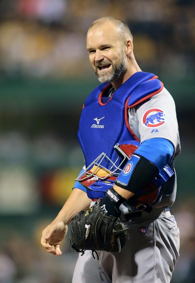 Grandpa Rossy... super crush on this hottie!