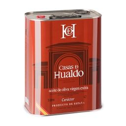 Aceite de Oliva Casas de Hualdo - Caracter 3L