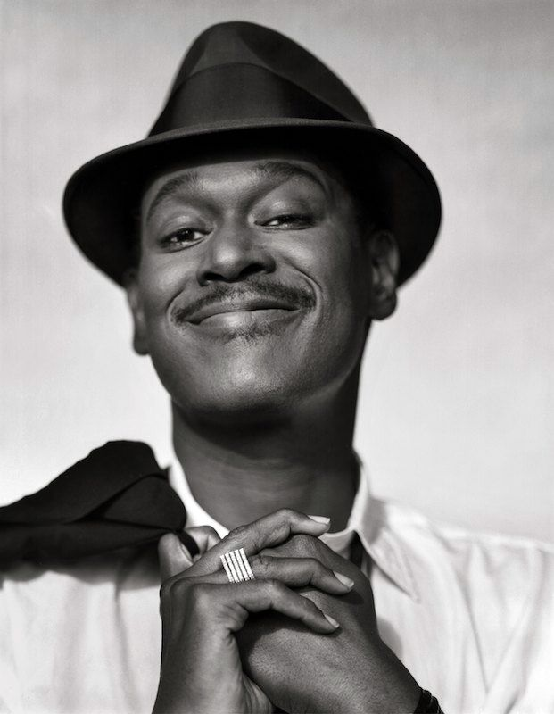 Luther Vandross, 1951-2005. Age 54.
