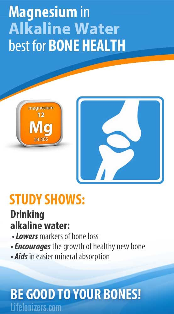 Can You Make Alkaline Water With Natural Minerals