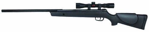 Gamo Silent Stalker IGT Air Rifle air rifle - http://www.airrifleforsale.com/air-rifles/gamo-silent-stalker-igt-air-rifle-air-rifle-3/ - Gamo Silent Stalker IGT (inert gas technology) gas piston Breakbarrel Single-shot 2-stage adjustable trigger All-weather ambidextrous stock Dual raised cheekpieces Fluted polymer barrel jacket Rubber buttpad Manual safety Incl. 4×32 scope & mount (no open sights) Here are the benefits of a gas spring: Smoother cocking Smoother shoo
