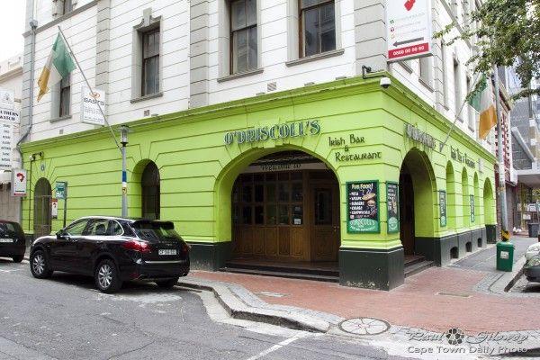 O'Driscoll's Irish Pub in Cape Town , South Africa