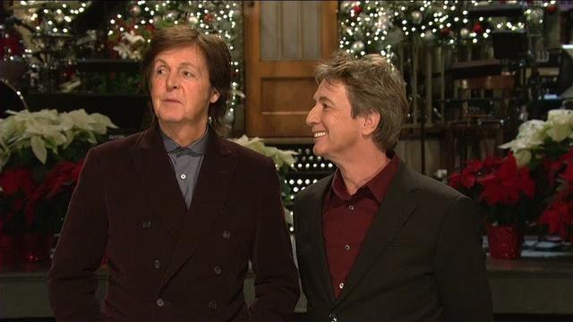 SNL Promo: Martin Short - Paul McCartney