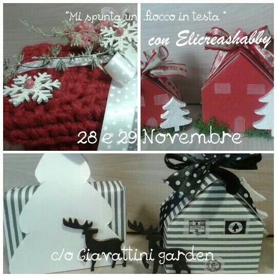 Corso sui pacchi natalizi Elicreashabby