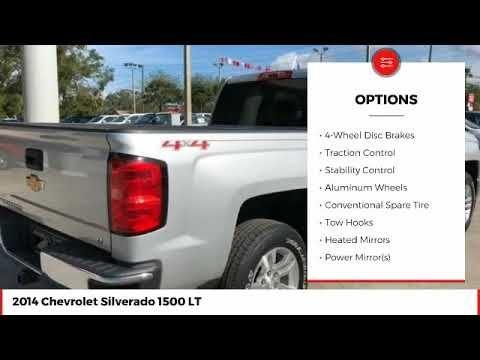 2014 Chevrolet Silverado 1500 DeLand Daytona Orlando EZ379837