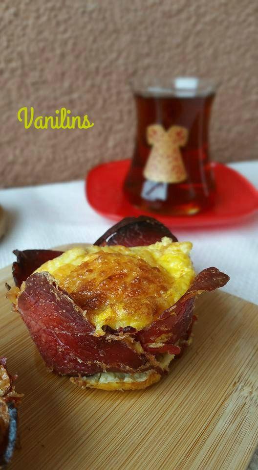Pastırmalı Yumurta  Fırında Omlet  Peynirli Yumurta   Hafta sonu geldiğinde bizim büyük keyifle y...