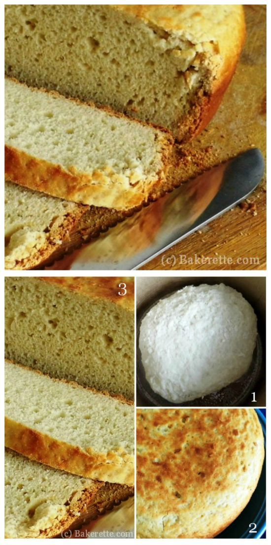 Homemade White Bread In The Crock Pot From Bakerette