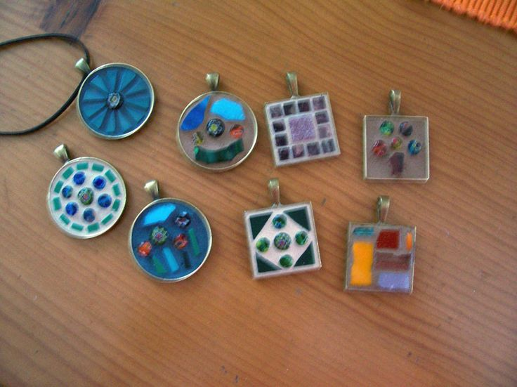 Mozaikos medálok
