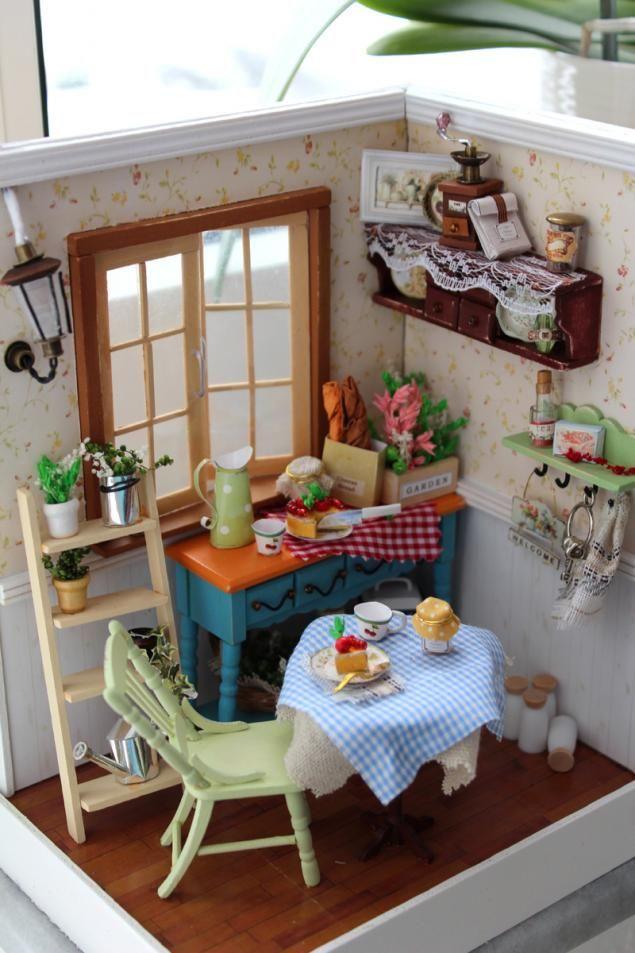 кукольная мебель 3