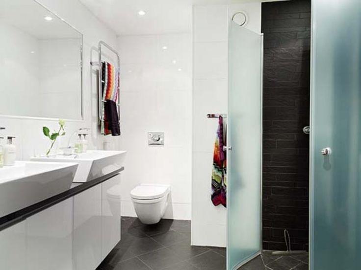 29 best SMALL BATHROOM IDEAS Design Bump images on Pinterest - apartment bathroom decorating ideas