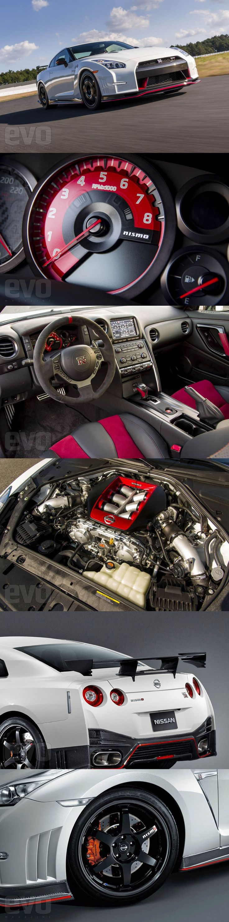 Visit The MACHINE Shop Café... ❤ Best of Nissan @ MACHINE ❤ (Nismo Nissan GT-R R35 Coupé)