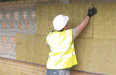 External wall insulation is the perfect solution for homeowners with solid walls who want to improve the energy efficiency & comfort of their property.