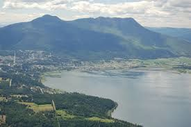 salmon arm, b.c.  My town