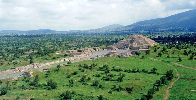 Volando en globo en las pirámides de Teotihuacan | México Desconocido