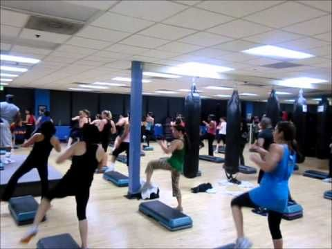 TAE BO CARDIO EXPLOSION - STEP-UP! WORK IT OUT! with BILLY BLANKS - YouTube