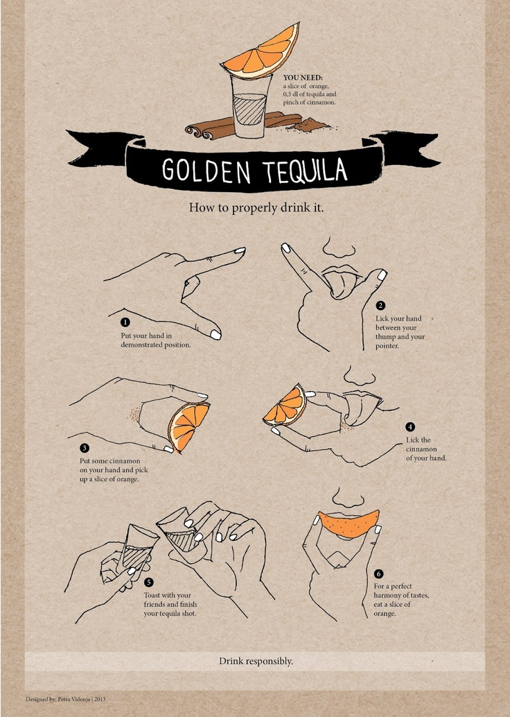 golden tequila