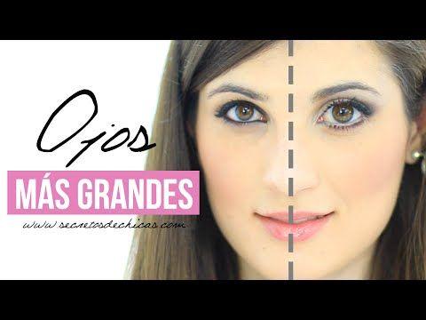 Patry Jordan » Cómo hacer que tus ojos se vean mas grandes | Maquillaje