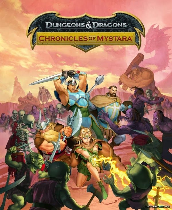 Download Game Dungeons & Dragons Chronicles of Mystara PC
