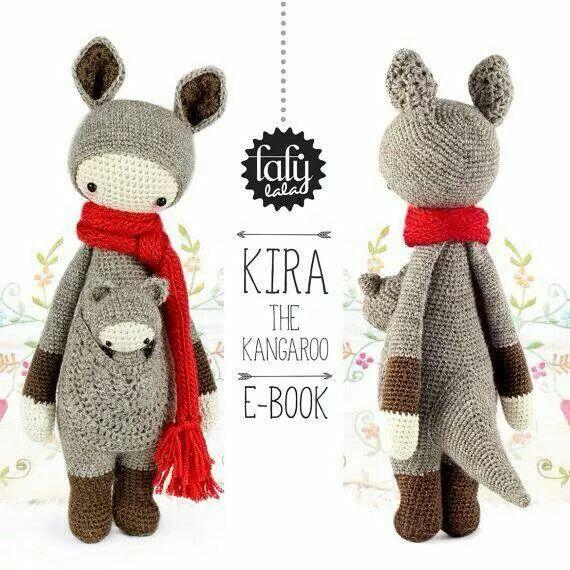 Kira the kangaroo!