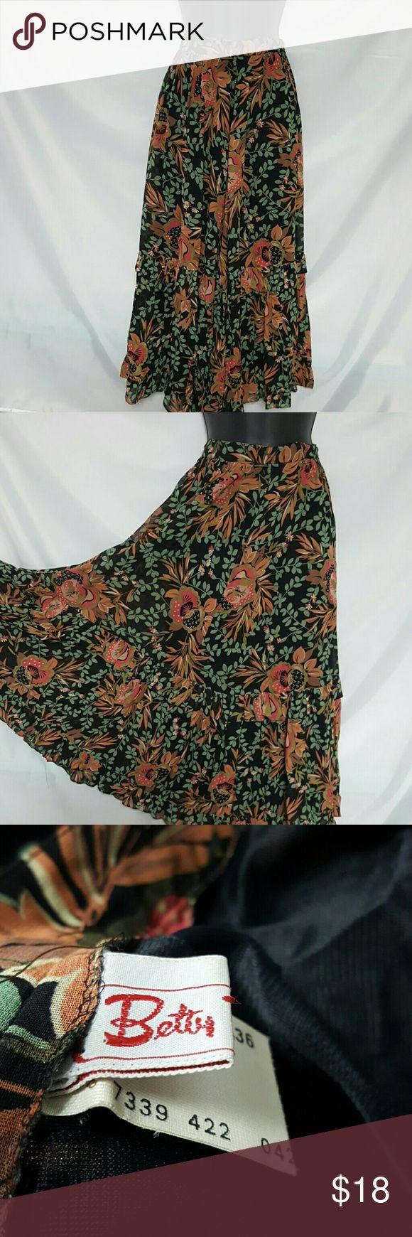 Selling this Vintage Betty barclay skirt on Poshmark! My username is: helenajacobs. #shopmycloset #poshmark #fashion #shopping #style #forsale #Betty barclay  #Dresses & Skirts