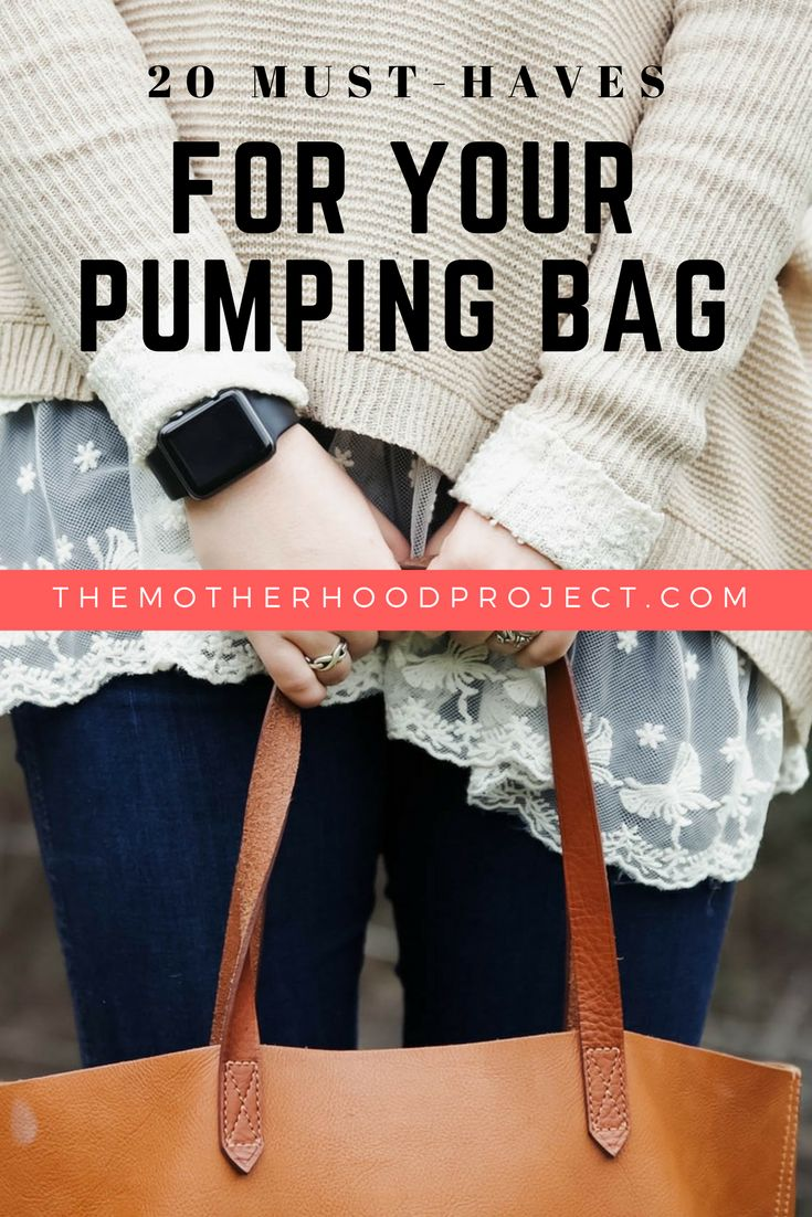 If you want to continue breastfeeding when you return to work, you'll need to prepare for pumping at work. There's so much stress on your mind about returning to work from maternity leave as it is – make yourself a solid checklist for your pumping essentials and your mornings will go much smoother. Note that… Continue reading Must-haves for your pumping bag when you return to work