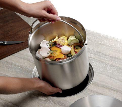Les 25 meilleures idées de la catégorie Poubelle cuisine ...