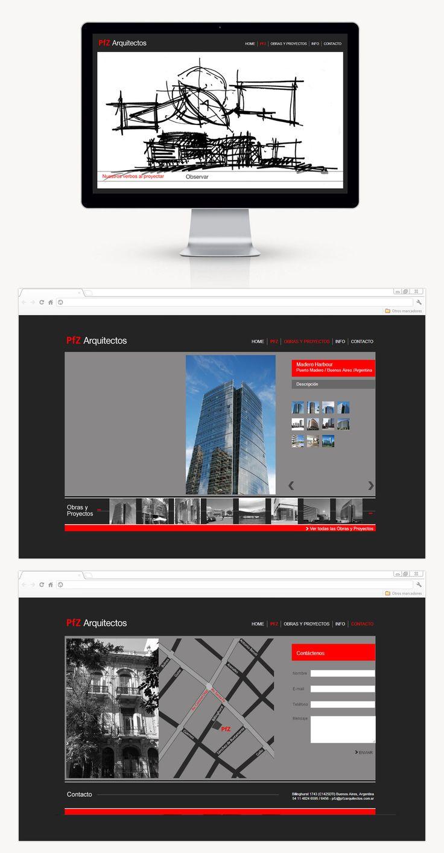 Nuestro objetivo fue desarrollar un sitio que tenga un alto valor estético a la vez funcional, con fácil navegabilidad y rápido, donde se puedan ver todas los proyectos realizadas en su larga trayectoria. El gran desafío fue  combinar ambos equipos de creativos y diseñadores para lograr un nuevo diseño.