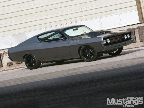 1969 Ford Torino Gt Fastback Finally Finished Ford Torino