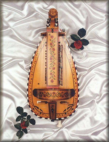 A Hurdy Gurdy. Maybe too much cranking though...