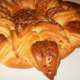 Ünnepi kenyér recept