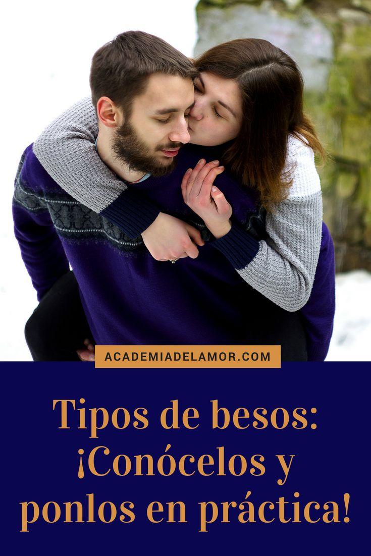 Si quieres sorprender a tu pareja o al chico que te encanta al momento de besarlo, te invito a que conozcas y diferencies algunos tipos de besos, los pongas en práctica y lo enamores aún más.