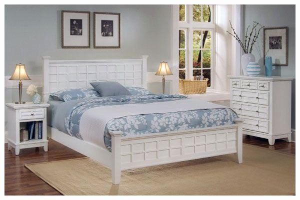 white bedroom furniture packages