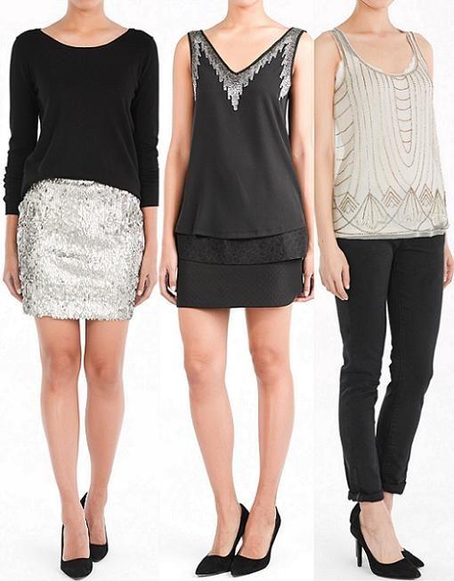 sfera ropa de fiesta 2013