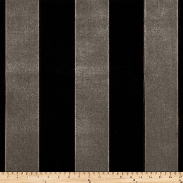 Robert Allen Criterion Cut Velvet Jet from @fabricdotcom https://www.fabric.com/buy/0358279/robert-allen-criterion-cut-velvet-jet