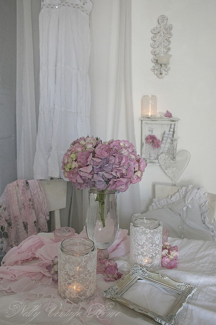 shabby chic decor and still life settings that is pretty enough to paint is synonym like lace. Black Bedroom Furniture Sets. Home Design Ideas