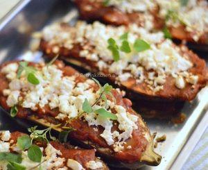 Recepten van Courgette Aubergine Tomaat Oven Feta - myTaste.nl