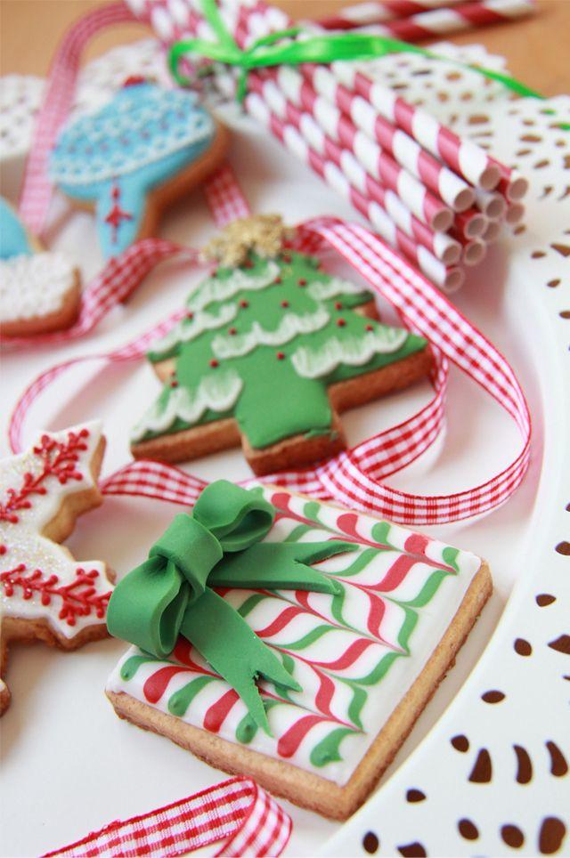 Clásicas galletas de navidad