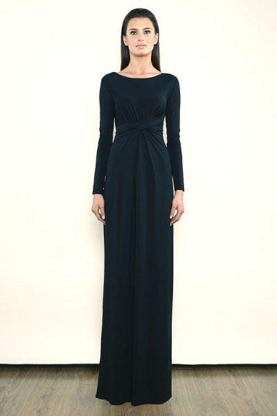 Suknia Cristina Maxi Black