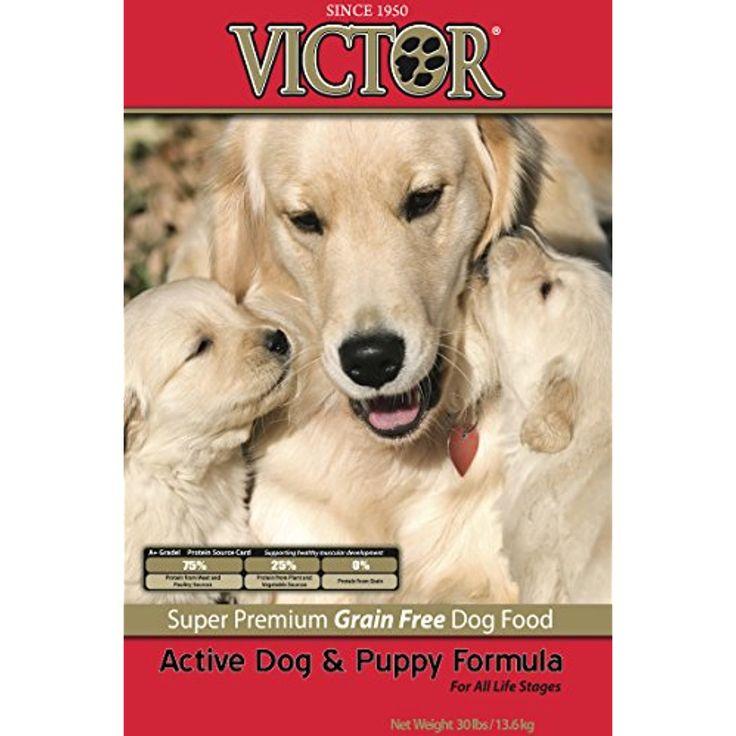 Victor Active Dog & Puppy Formula GrainFree Dry Dog Food