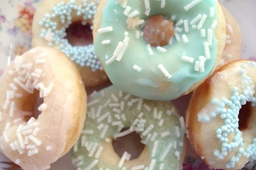 ... Doughnuts on Pinterest | Donuts, Donut Recipes and Chocolate Donuts