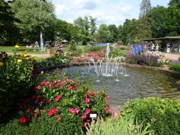 Der Rosengarten, Zweibrucken