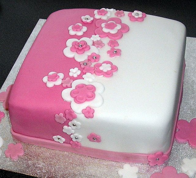 flower birthday cake | Recent Photos The Commons Getty Collection Galleries World Map App ...