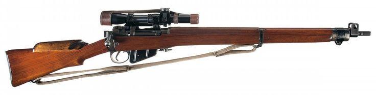 sniper rifles | ... No. 4-Based Sniper Rifles, WW2 Siper Rifle and L42A1 Sniper Rifle