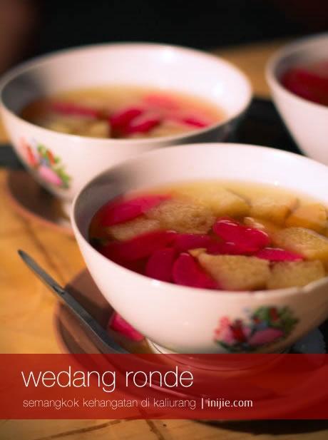 Wedang Ronde 'Indonesia'