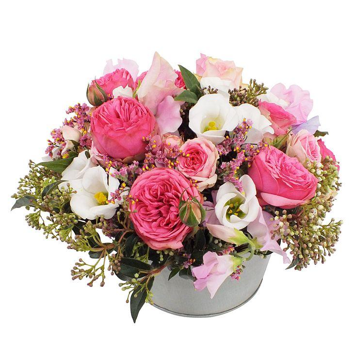 Les fleurs du fleuristeComposition Fantaisie
