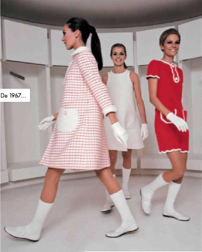1967 - Courrèges by Andre Carrara