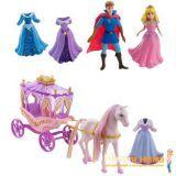 Набор DeLuxe с куколкой Принцесса Диснея Аврора (Aurora)