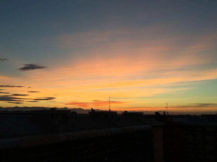 July 27, 2017 05,49 #sestosangiovanni #sunrise #today