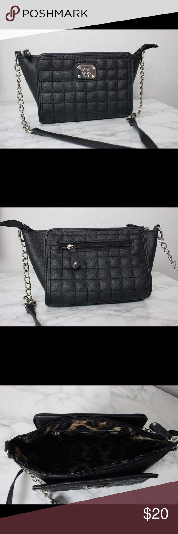 Jessica Simpson black cross body bag One of my all time favorite cross bodies Jessica Simpson Bags Crossbody Bags