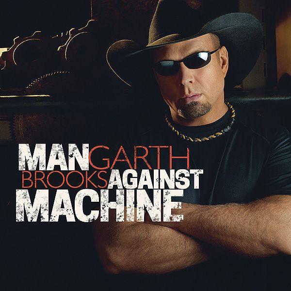 Garth Brooks Reveals Details of His Album Man Against Machine  Country, Garth Brooks, Trisha Yearwood